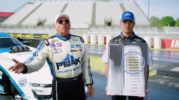 PEAK Antifreeze and Coolant TV Spot, 'Job to do' Featuring John Force