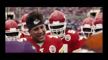 Madden NFL 20 TV Spot, 'Bring it in' Featuring Patrick Mahomes and JuJu Smith-Schuster - Thumbnail 2