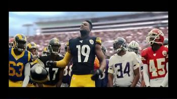 Madden NFL 20 TV Spot, 'Bring it in' Featuring Patrick Mahomes and JuJu Smith-Schuster - Thumbnail 5
