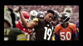 Madden NFL 20 TV Spot, 'Bring it in' Featuring Patrick Mahomes and JuJu Smith-Schuster - Thumbnail 6