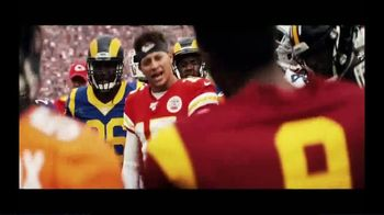 Madden NFL 20 TV Spot, 'Bring it in' Featuring Patrick Mahomes and JuJu Smith-Schuster - Thumbnail 8