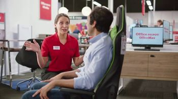 Office Depot TV Spot, 'Get the Support Your Business Needs: Furniture' - Thumbnail 5