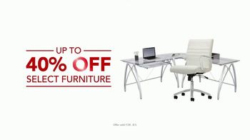 Office Depot TV Spot, 'Get the Support Your Business Needs: Furniture' - Thumbnail 6