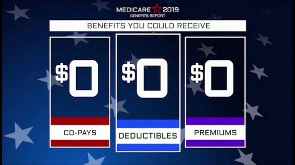 Medicare TV Commercial, 'Benefits Report'
