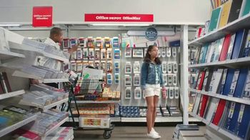Office Depot TV Spot, 'Back to School: Some Pens? Get All the Pens: Backpacks' - Thumbnail 1