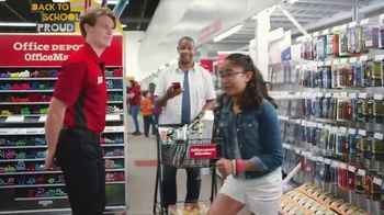Office Depot TV Spot, 'Back to School: Some Pens? Get All the Pens: Backpacks' - Thumbnail 6
