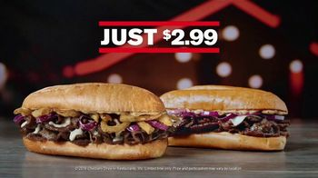Checkers & Rally's Steak Subs TV Spot, 'One Way' - Thumbnail 7