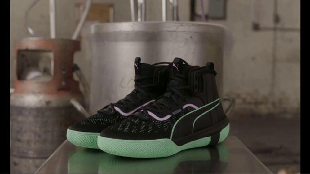ae8aedbae92 PUMA Basketball TV Commercial, 'Jersey Shredder' - Video
