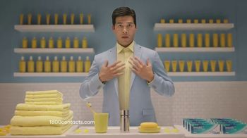 1-800 Contacts TV Spot, 'A Helping Hand'