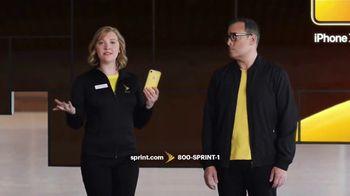 Sprint Unlimited Plan TV Spot, 'Go On: Hulu' - Thumbnail 4
