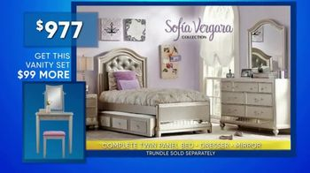 Rooms to Go Kids & Teens Summer Sale and Clearance TV Spot, 'Back to School Savings' - Thumbnail 5