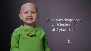 St. Jude Children\'s Research Hospital TV Spot, \'Olivia\'