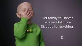 St. Jude Children's Research Hospital TV Spot, 'Olivia' - Thumbnail 2