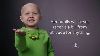 St. Jude Children's Research Hospital TV Spot, 'Olivia' - Thumbnail 3