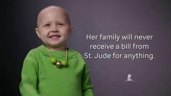 St. Jude Children's Research Hospital TV Spot, 'Olivia' - Thumbnail 4