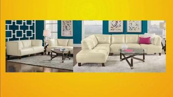 Rooms to Go Summer Sale and Clearance TV Spot, 'Sofa, Loveseat or Sectional' - Thumbnail 3