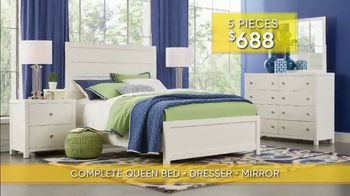 Rooms to Go Summer Sale and Clearance TV Spot, 'Bedroom Sets'