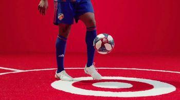 Target TV Spot, 'Patrocinador Oficial del Major League Soccer' con Dom Dwyer, Carlos Vela, Diego Valeri [Spanish]