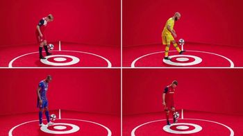 Target TV Spot, 'Patrocinador Oficial del Major League Soccer' con Dom Dwyer, Carlos Vela, Diego Valeri [Spanish] - Thumbnail 4