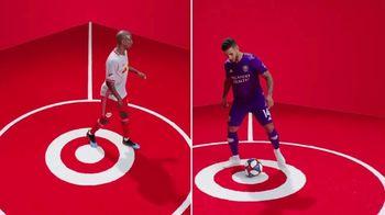 Target TV Spot, 'Patrocinador Oficial del Major League Soccer' con Dom Dwyer, Carlos Vela, Diego Valeri [Spanish] - Thumbnail 8