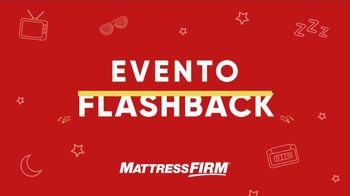 Mattress Firm Evento Flashback TV Spot, 'El año que fuimos fundados' [Spanish] - Thumbnail 1