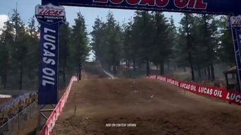 MX vs ATV All Out TV Spot, 'AMA Pro Motocross Championship Tracks' Song by Asking Alexandria - Thumbnail 5