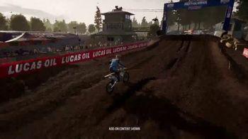 MX vs ATV All Out TV Spot, 'AMA Pro Motocross Championship Tracks' Song by Asking Alexandria - Thumbnail 8
