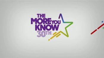 The More You Know TV Spot, 'Healthy Food' Featuring Ryan Eggold - Thumbnail 8