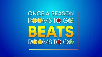 Rooms to Go Summer Sale and Clearance TV Spot, 'Low Prices' - Thumbnail 1