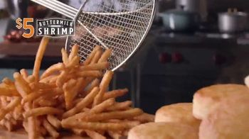Popeyes $5 Buttermilk Shrimp TV Spot, 'So Big You Wouldn't Dare Call Them Shrimp' - Thumbnail 8