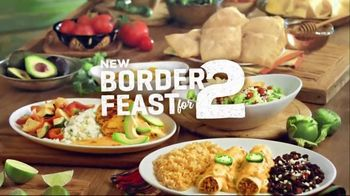 On The Border Mexican Grill and Cantina Border Feast for Two TV Spot, 'Share'