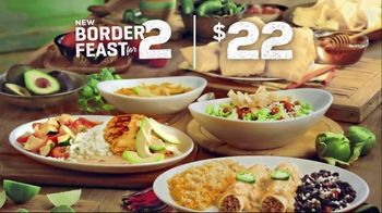 On The Border Mexican Grill and Cantina Border Feast for Two TV Spot, 'Share' - Thumbnail 9