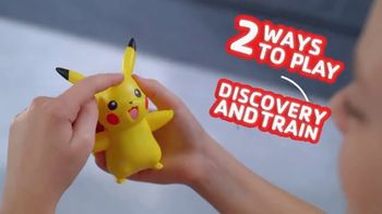My Partner Pikachu TV Spot, 'Touch and Tap Technology' - 4106 commercial airings