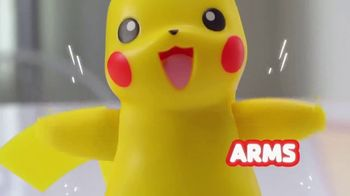 My Partner Pikachu TV Spot, 'Touch and Tap Technology' - Thumbnail 5