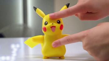 My Partner Pikachu TV Spot, 'Touch and Tap Technology' - Thumbnail 6
