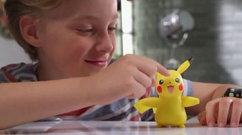 My Partner Pikachu TV Spot, 'Touch and Tap Technology' - Thumbnail 8
