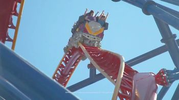 Six Flags Discovery Kingdom TV Spot, 'Bigger, Faster, Wilder' - Thumbnail 3