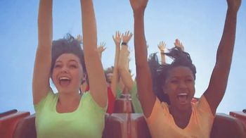Six Flags Discovery Kingdom TV Spot, 'Bigger, Faster, Wilder'