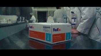 FedEx TV Spot, 'Heartbeat' - Thumbnail 1