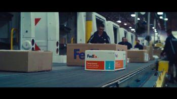 FedEx TV Spot, 'Heartbeat' - Thumbnail 4