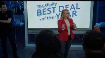 XFINITY Best Deal of the Year TV Spot, 'How It's Gonna Go Down' Featuring Amy Poehler - Thumbnail 1