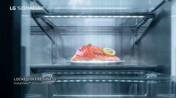LG Signature TV Spot, 'Art Inspires Technology: Refrigerator' - Thumbnail 6