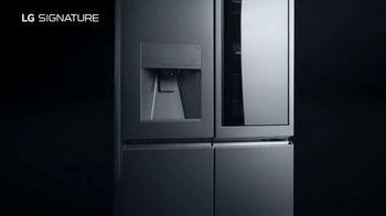 LG Signature TV Spot, 'Art Inspires Technology: Refrigerator' - Thumbnail 7
