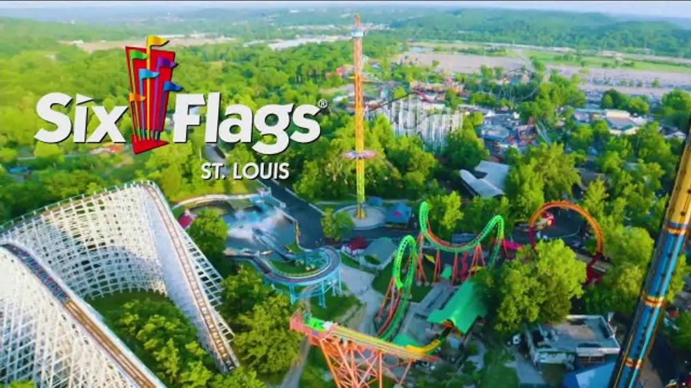 Six Flags St. Louis TV Commercial, 'Summer Is Going Fast'