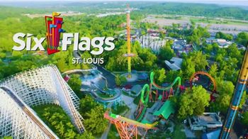 Six Flags St. Louis TV Spot, \'Summer Is Going Fast\'