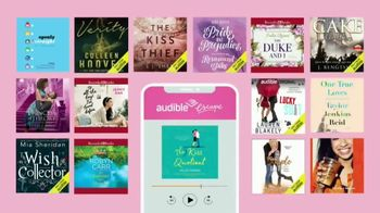 Audible Escape TV Spot, 'Do You Love Love' Featuring Mindy Kaling - Thumbnail 10