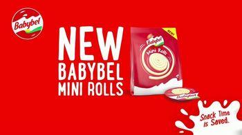 Babybel Mini Rolls TV Spot, 'Save Snack Time' - Thumbnail 9