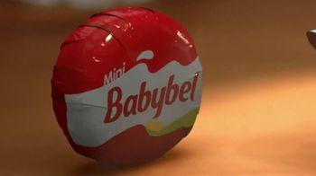 Babybel Mini Rolls TV Spot, 'Save Snack Time' - Thumbnail 6