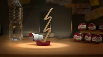 Babybel Mini Rolls TV Spot, 'Save Snack Time'