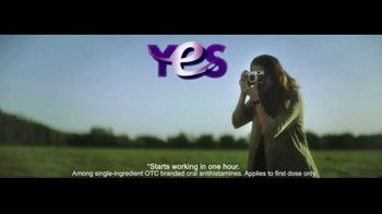 Allegra 24HR TV Spot, 'Say Yes' - Thumbnail 6